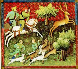 Medieval Poaching