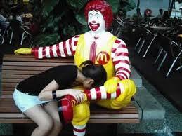Ronald McDonald BJ