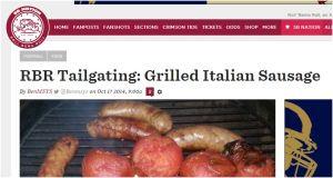 Sausage Screen Grab