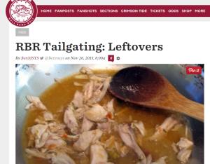 RBR Leftovers capture
