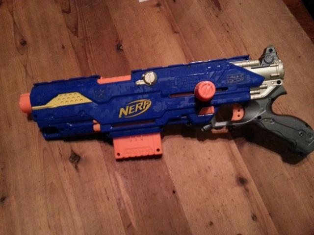 Nerf AR-15