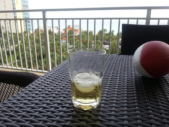Scotch & Soda at the beach
